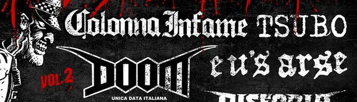 Doom, Colonna Infame, Eu's arse + more