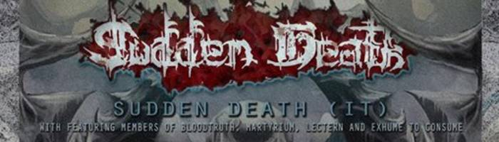 Sodomized Cadaver (UK) / Sudden Death / A Taste Of Fear