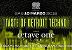 Taste of Detroit Techno w/ Octave One