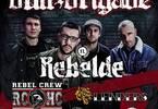 WILD LIVE Bull Brigade, Rebelde, Rebel Crew, Lenders