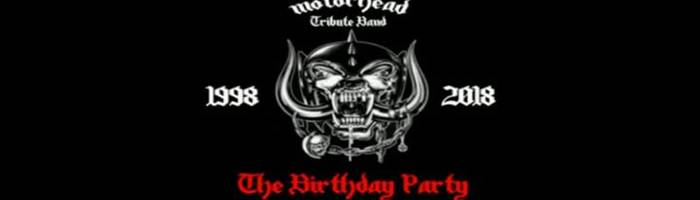 Raising Fear - Motorhead Tribute Band