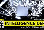 Intelligence Dept. [history of new wave] / after party: RCD Dj