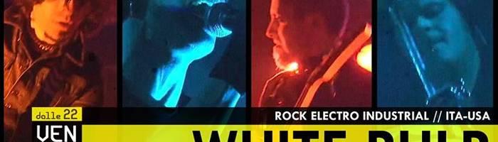 White Pulp [rock electro industrial] live + Sonny Lanegan djset