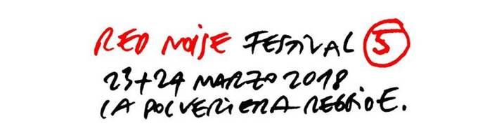 Red Noise festival #5 - La Polveriera, Reggio Emilia