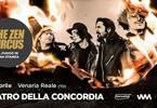 The Zen Circus | T. della Concordia, Venaria R. (TO) + La Notte