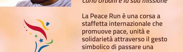 Tappa della Corsa internazionale Peace Run