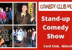 Stand-up Comedy Show - English + German