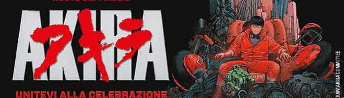 Akira 30° Anniversario