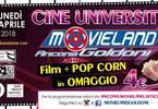 CINE University ► Lunedì 9 Aprile ► Cinema Movieland Goldoni