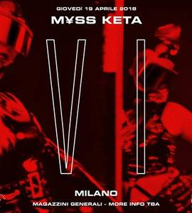 M¥SS KETA #UVIC Release Party