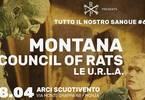 Tutto Il Nostro Sangue #6 | Montana, Council Of Rats, Le URLA