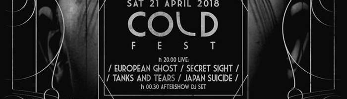 COLD FEST at Wave