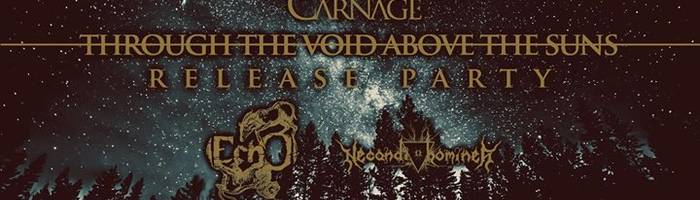 Deadly Carnage - (EchO) - Necandi Homines @WAVE