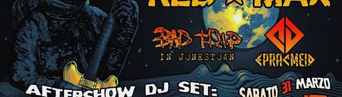 Red Max - Epracmeid - Bad Trip @Wave