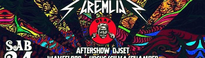 Black Gremlin + Deaf @Wave - Aftershow Djset
