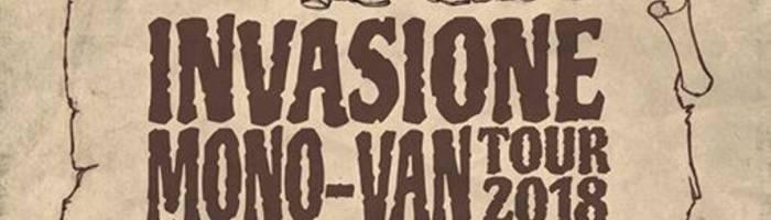 Invasione Monobanda presenta: Trash Colapso y El Monstruo Azul