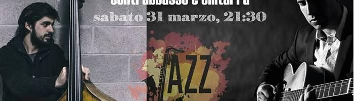 Straordinario JAZZ al GRA' con Davide Paulis e Daniele Bartoli