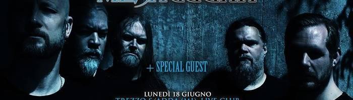 Meshuggah in concerto