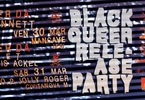 gerda black queer release party w/ niet polis akel