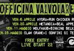 Hydra + Run Chicken Run = Officina Valvolare No.1