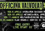 Metanoia + Seal Appeal = Officina Valvolare No.2
