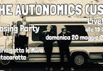 AUTONOMICS (Us) + closing party
