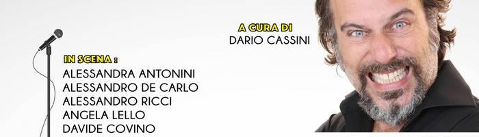 Dettofatto | Monologhi a cura di Dario Cassini