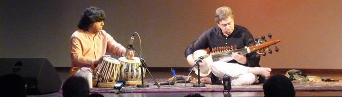 CONCERTO DI MUSICA INDIANA CON DAVID TRASOFF E STEFANO GRAZIA