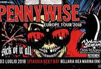 Pennywise, Sick of it All, A Wilhelm Scream +guest