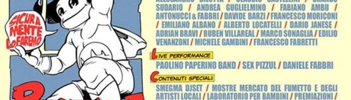 Reasonanz Comics Festival #1 » 23-24 Giugno » Loreto (An)