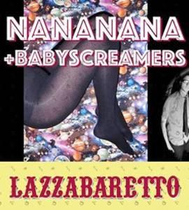 Nananana + Babyscreamers – Sconcerti Festival