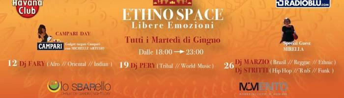 Ethno Space #Liberemozioni // MARZIO & STRITTI