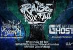 Raise your Fall - Give Up the Ghost - The Burning Dogma