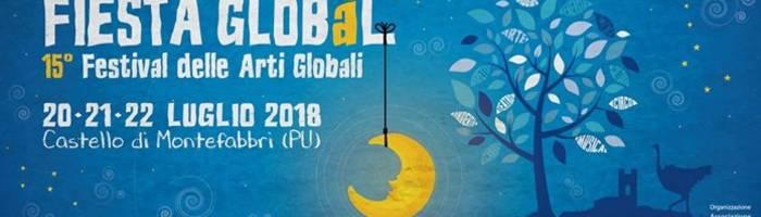 Fiesta Globàl 2018 - 15° Festival delle Arti Globali