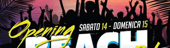 Adriatique - Civitanova Marche, beach party ogni weekend