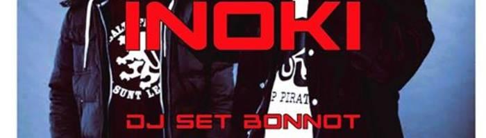 Live Inoki & Bonnot , TRB Dandy Black Clown, Giacomo Fratini