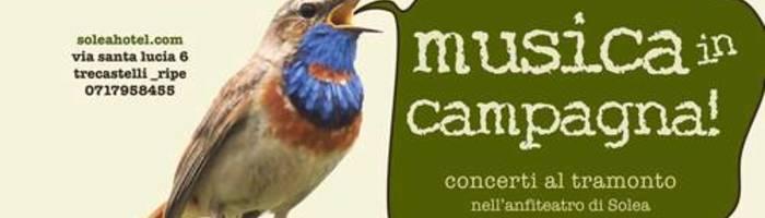 Festival 2018 Musica in Campagna