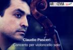 Claudio Pasceri - La musica e la danza - Concerto per violoncello solo