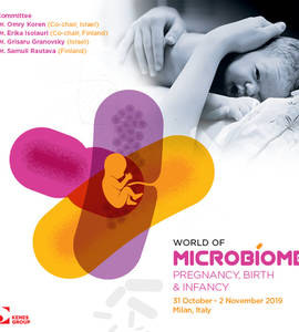 World of Microbiome: Pregnancy, Birth and Infancy - WoMPBI 2019