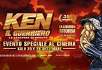 Ken il Guerriero al Cinema