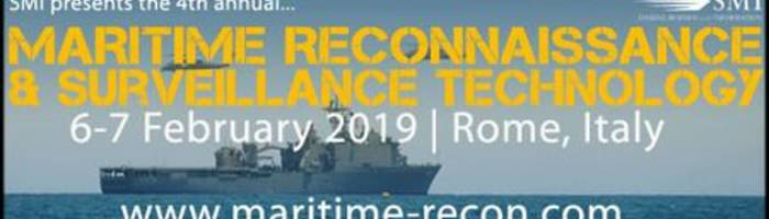4th annual Maritime Reconnaissance and Surveillance Technology