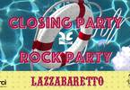Lazza Closing Rock Party