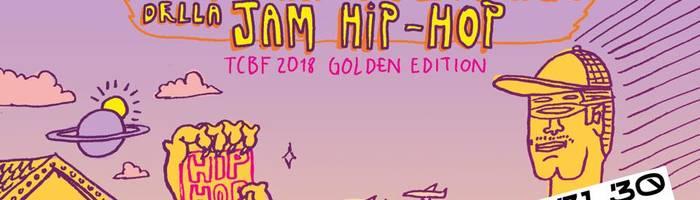 Tcbf18 - Rievocazione storica Hip Hop w/ Dr. Pira / UOCHI TOKI