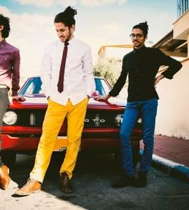 GTO Trio a tutta bossa,venerdì 28 dal vivo all'Elegance Cafè Jazz Club