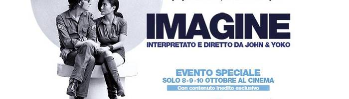Imagine - Evento speciale al cinema