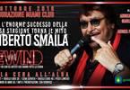 Sabato 13 Ottobre Rewind / ospite Umberto Smaila