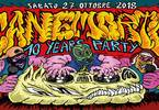 Canemorto - 10 Years Party