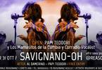 alohaween con Savignano-oh/ Papi Teodori YLMDLC y Corradio/ free