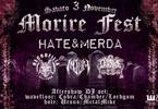 Morire Fest // Hate&Merda • Injury • Necrofilia • Oakthrone