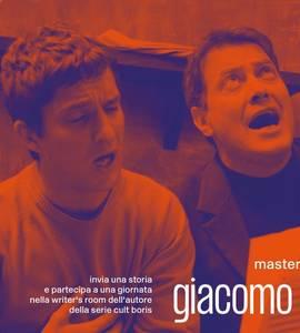 Masterclass di Sceneggiatura con Giacomo Ciarrapico